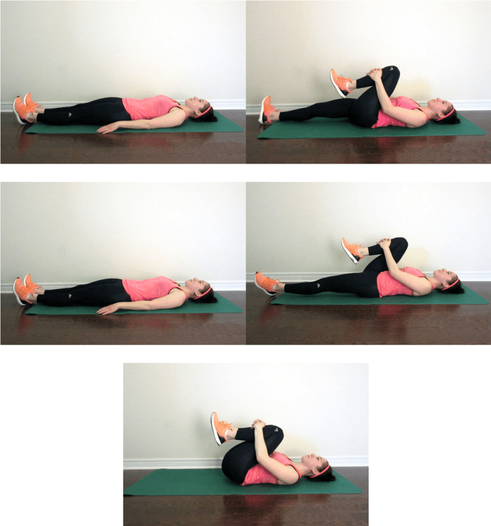back pain exercise