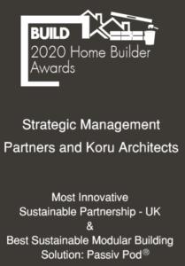 Home Builder Awards 2020 Certificate