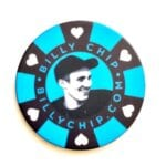 Billy Chip Token Side 1